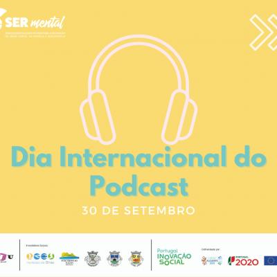Dia Internacional do Podcasts